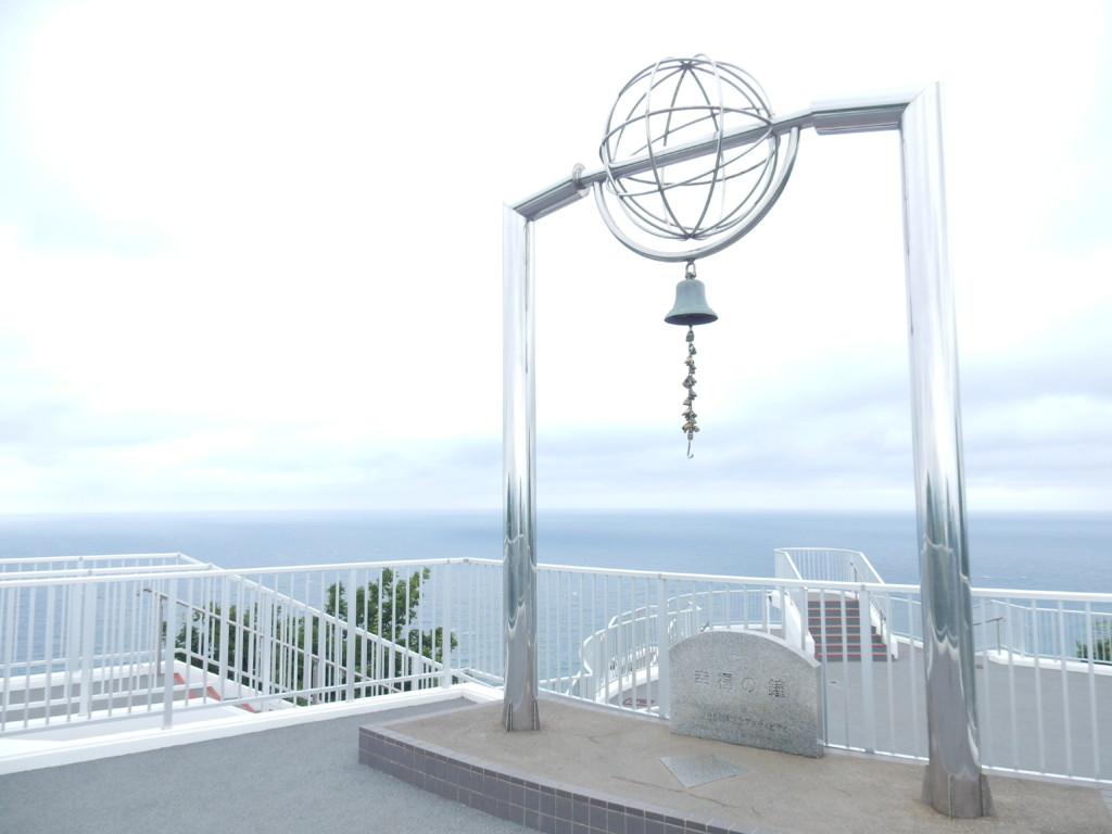 地球岬 ツーリング